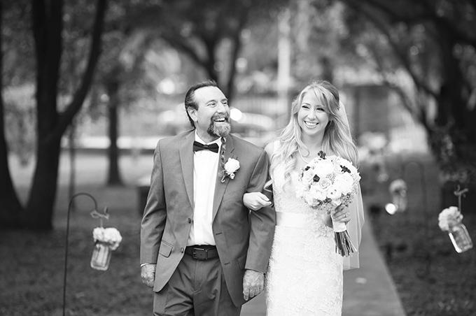 rustic handmade navy wedding | Stephanie A Smith Photography | Glamour & Grace