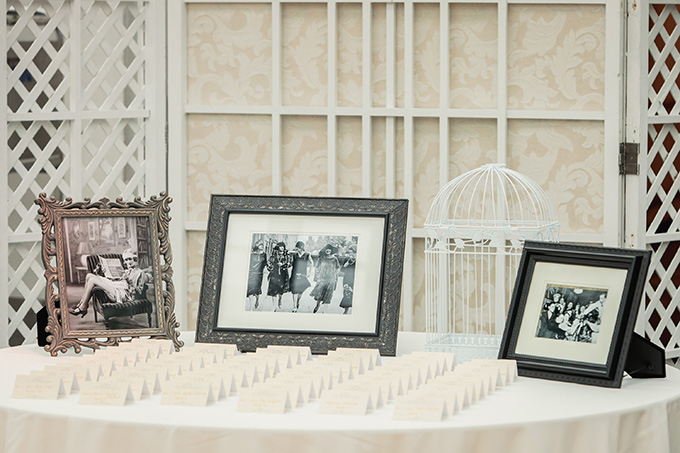 art deco wedding | Kimberly Salem Photography | Glamour & Grace