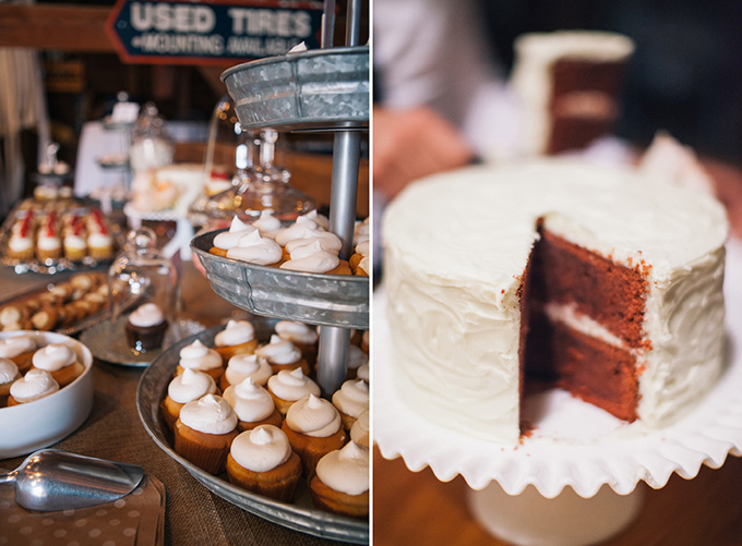 dessert table | THE LEEKERS | Glamour & Grace