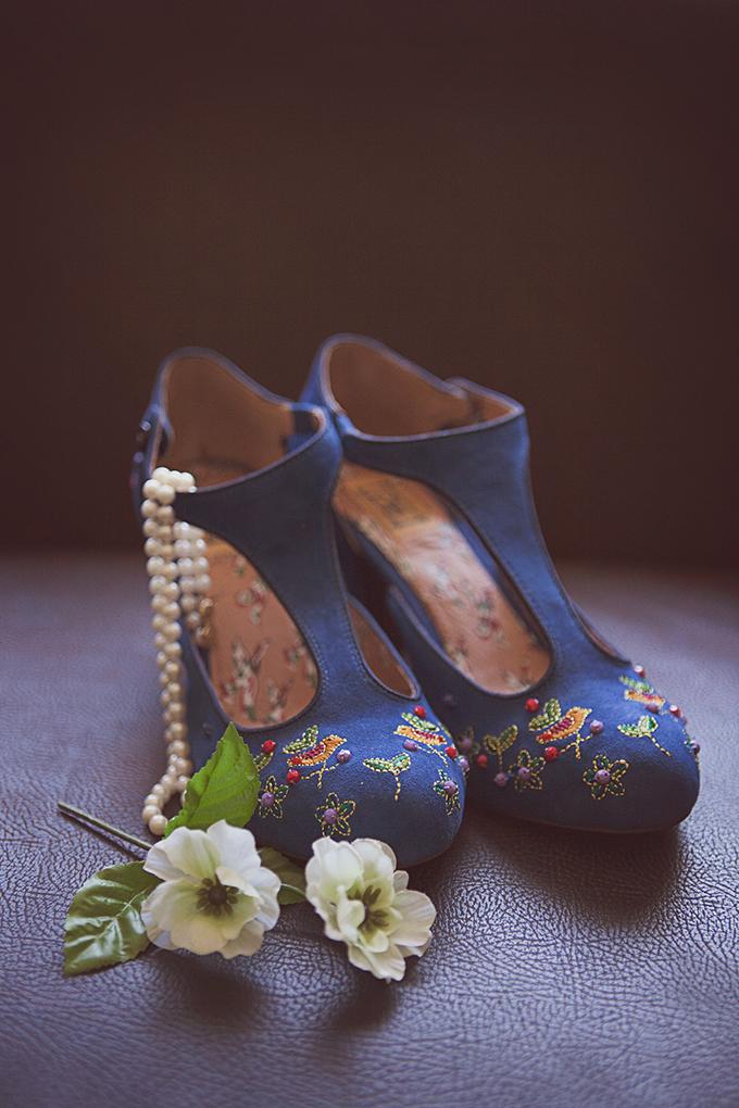 anthropologie heels | Brigham & Co. | Glamour & Grace