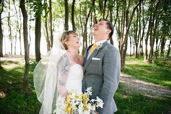 rustic yellow wedding   Meredith McKee Photography   Glamour & Grace