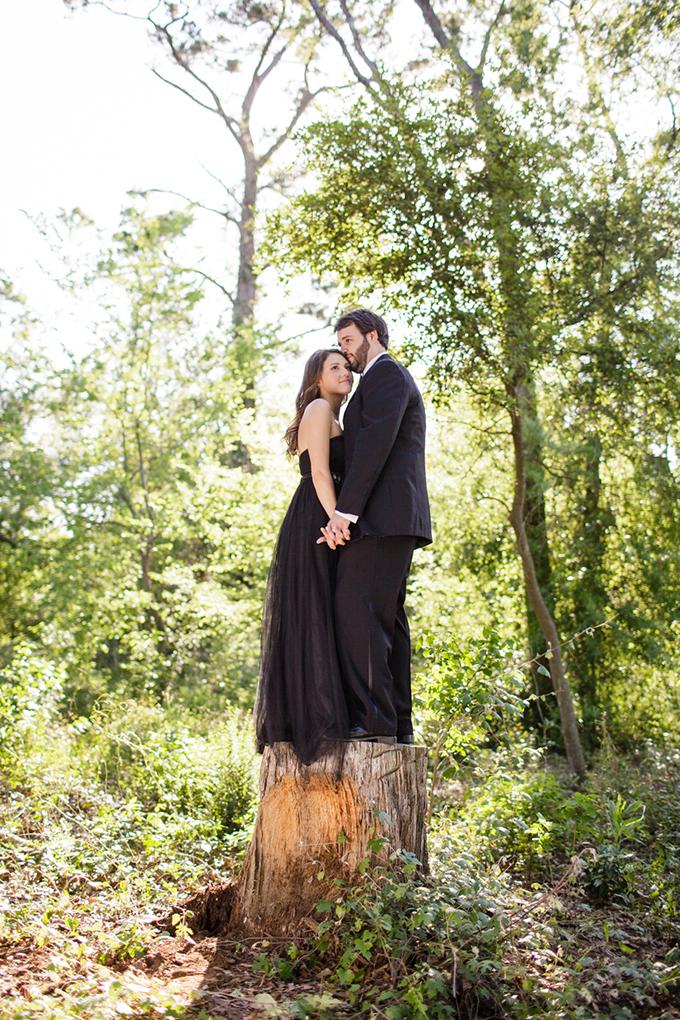 Midsummer Night's Dream engagement | Archetype Studio, Inc. | Glamour & Grace