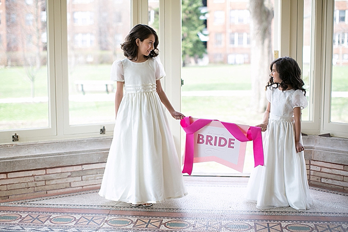 flower girls| Christy Tyler Photography | Glamour & Grace