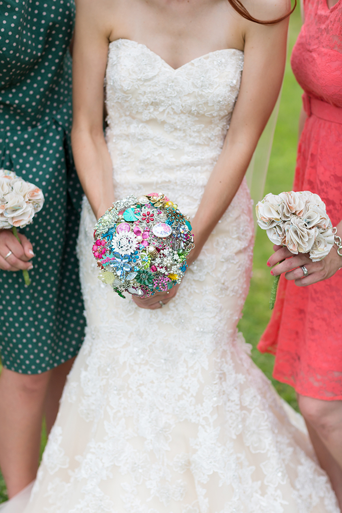 handmade bouquets | Maison Meredith Photography | Glamour & Grace