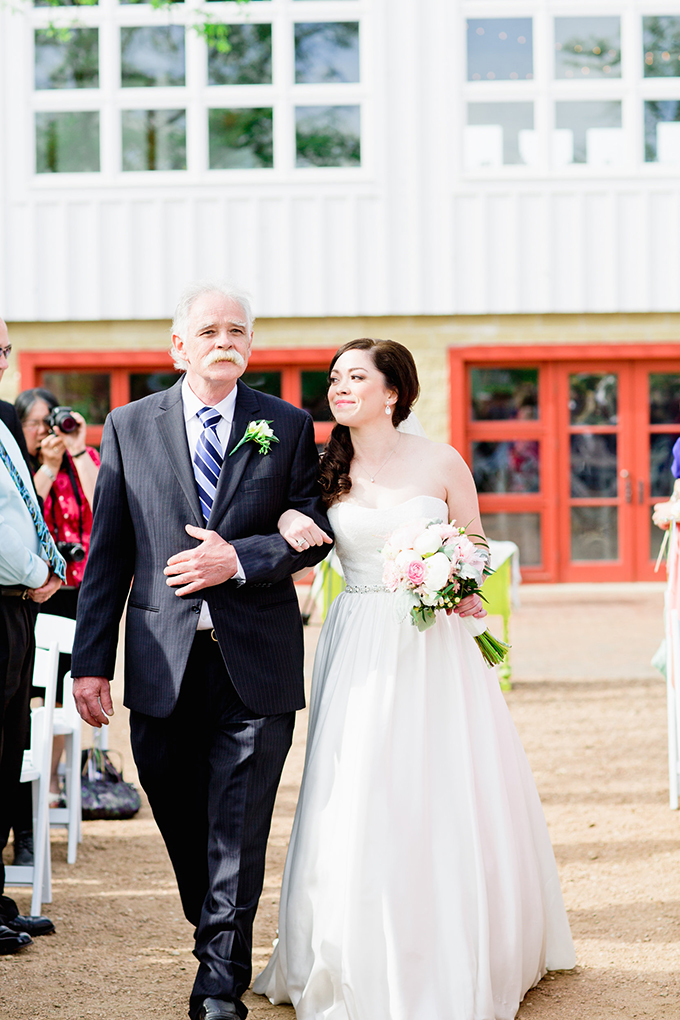 spring handmade wedding | Cassandra Photo | Glamour & Grace