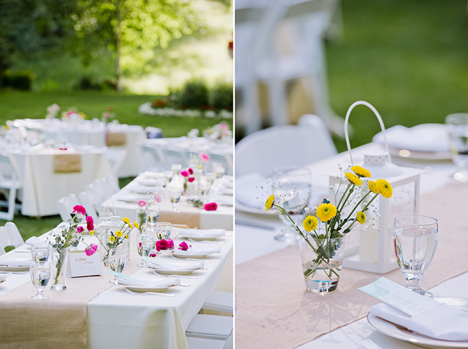 whimsical handmade wedding   Jasmine Lee Photography   Glamour & Grace