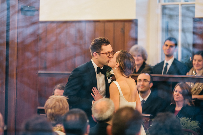 neutral winter wedding   Emily Wren Photography   Glamour & Grace