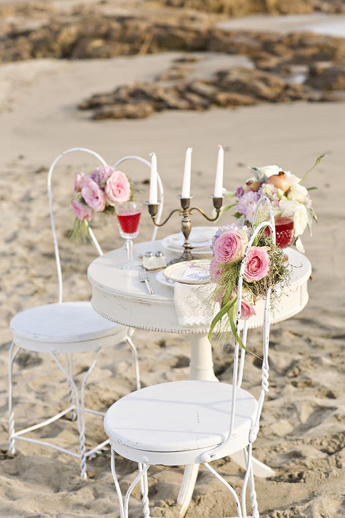 romantic beach wedding inspiration   Brooke Beasley Photography   Glamour & Grace