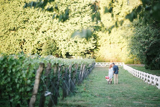 romantic farm engagement | Christa-Taylor | Glamour & Grace