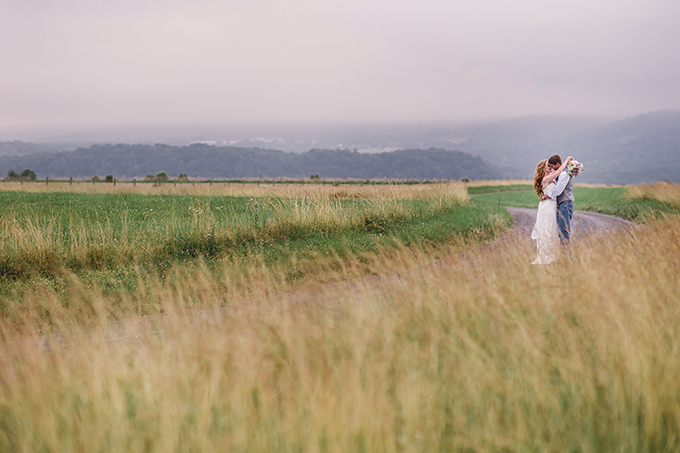 rustic handmade farm wedding | sharon elizabeth photography | Glamour & Grace