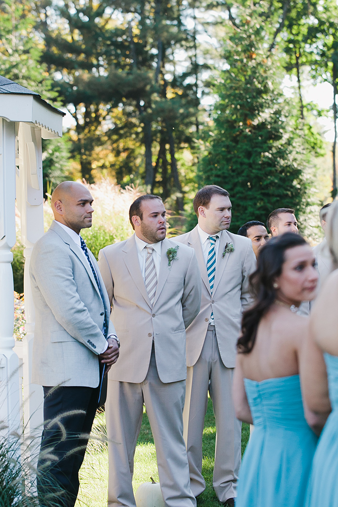 groom's reaction   Jessica Connery Photography   Glamour & Grace