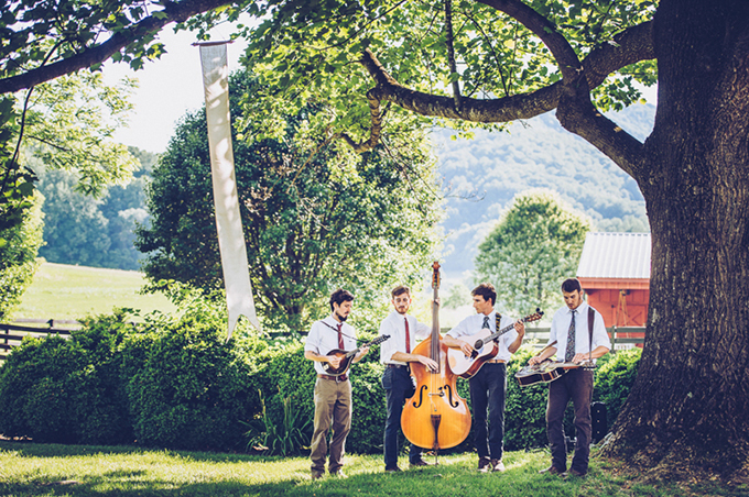 ceremony band | Kemper Mils Fant | Glamour & Grace