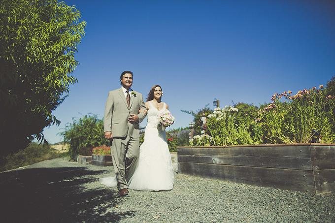 vintage vineyard wedding   Sarah Kathleen   Glamour & Grace