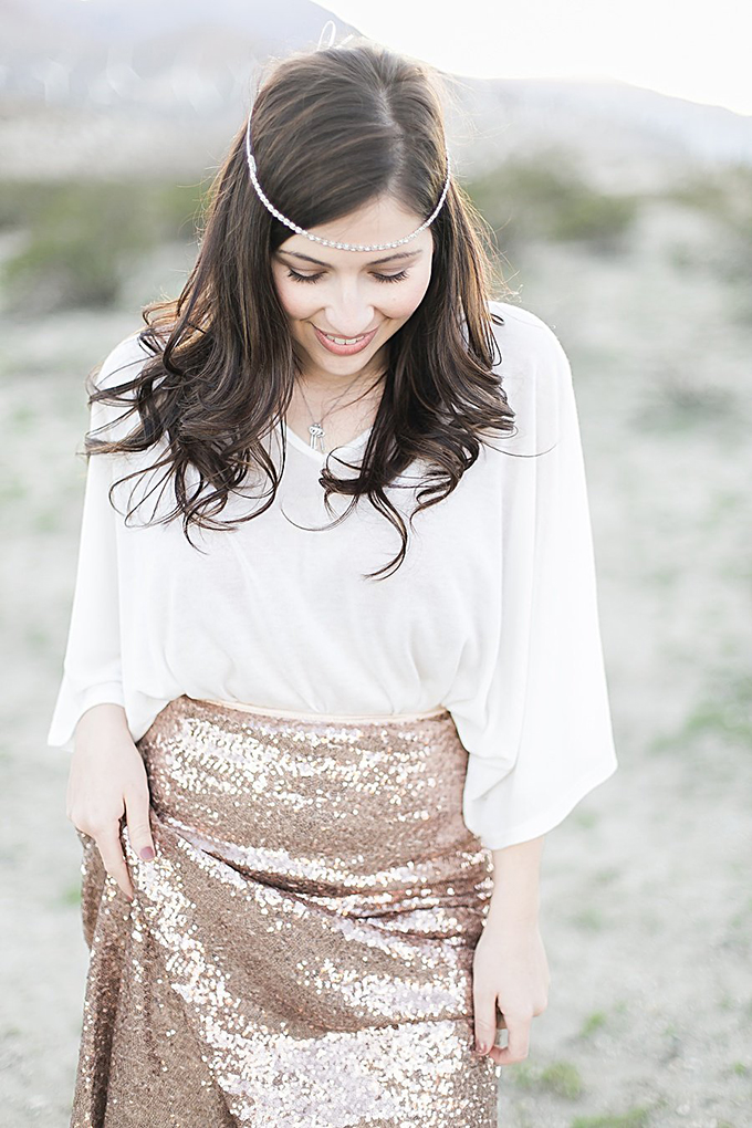 desert glam engagement | Whimsie Photo and Video | Glamour & Grace