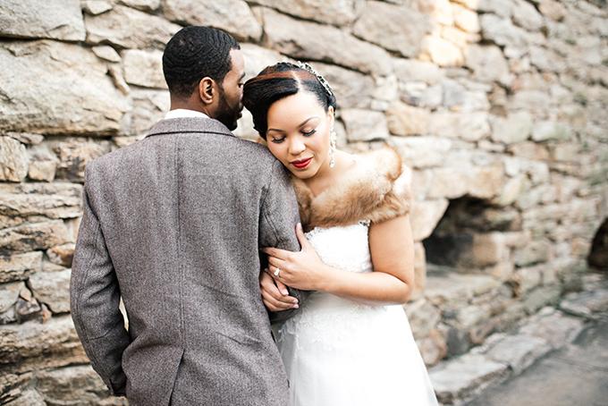 elegant pink and purple wedding | Kimberly Florence | Glamour & Grace