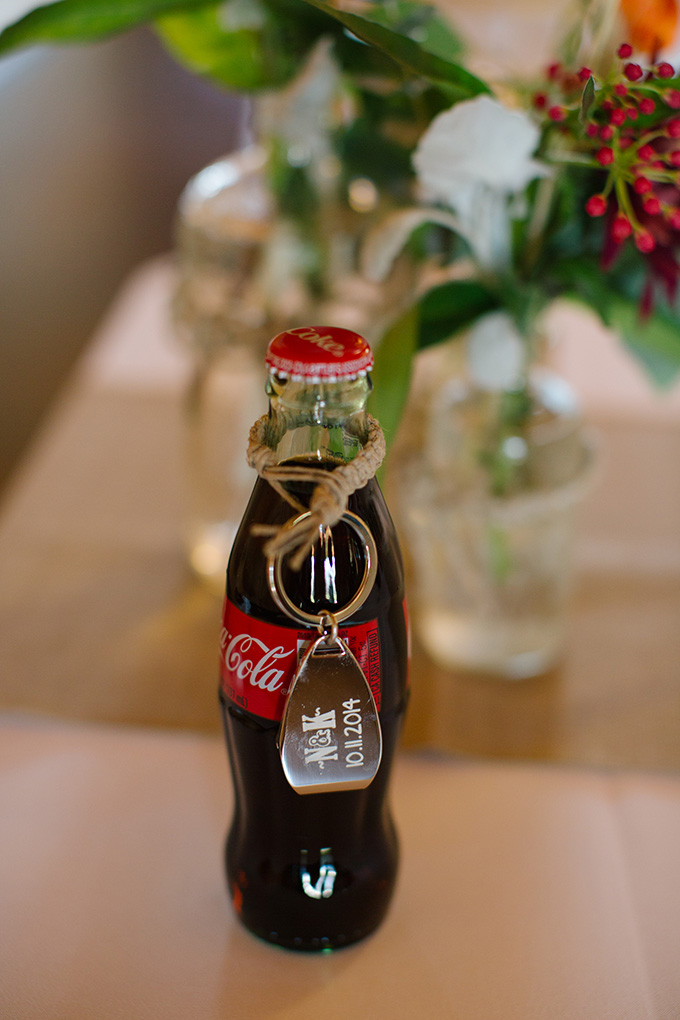 coke bottle favors | Taylor Rae Photography | Glamour & Grace
