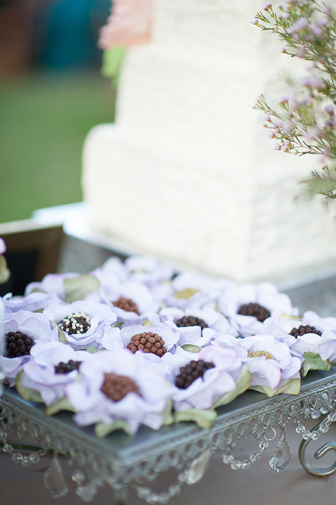 flower desserts | Roohi Photography | Glamour & Grace