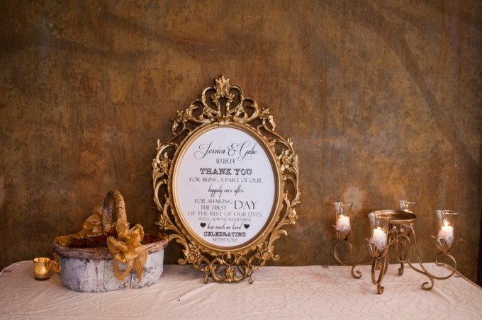 rustic fall wedding | Barrie Anne Photography | Glamour & Grace
