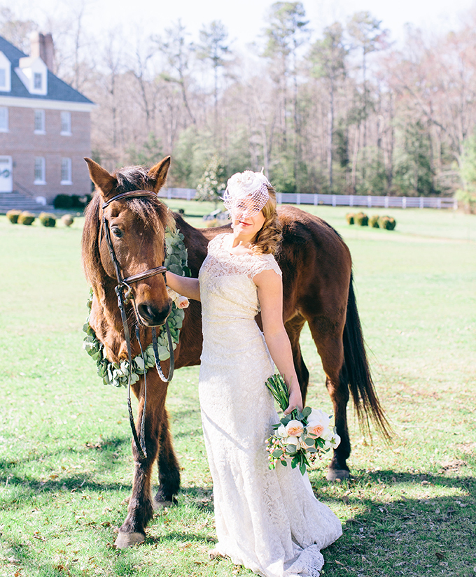vintage Derby wedding inspiration | Shalese Danielle Photography | Glamour & Grace