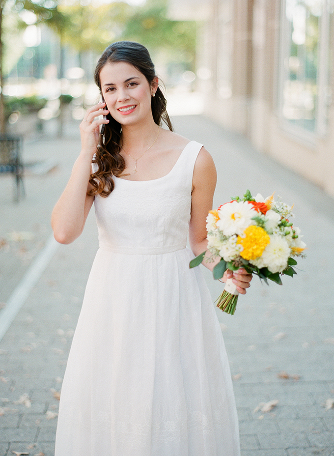 heirloom wedding gown | Blueberry Creative | Glamour & Grace