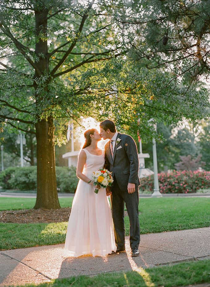 intimate autumn wedding | Blueberry Creative | Glamour & Grace