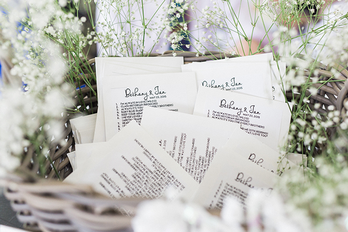 CD favors | Bee Mine Photography | Glamour & Grace