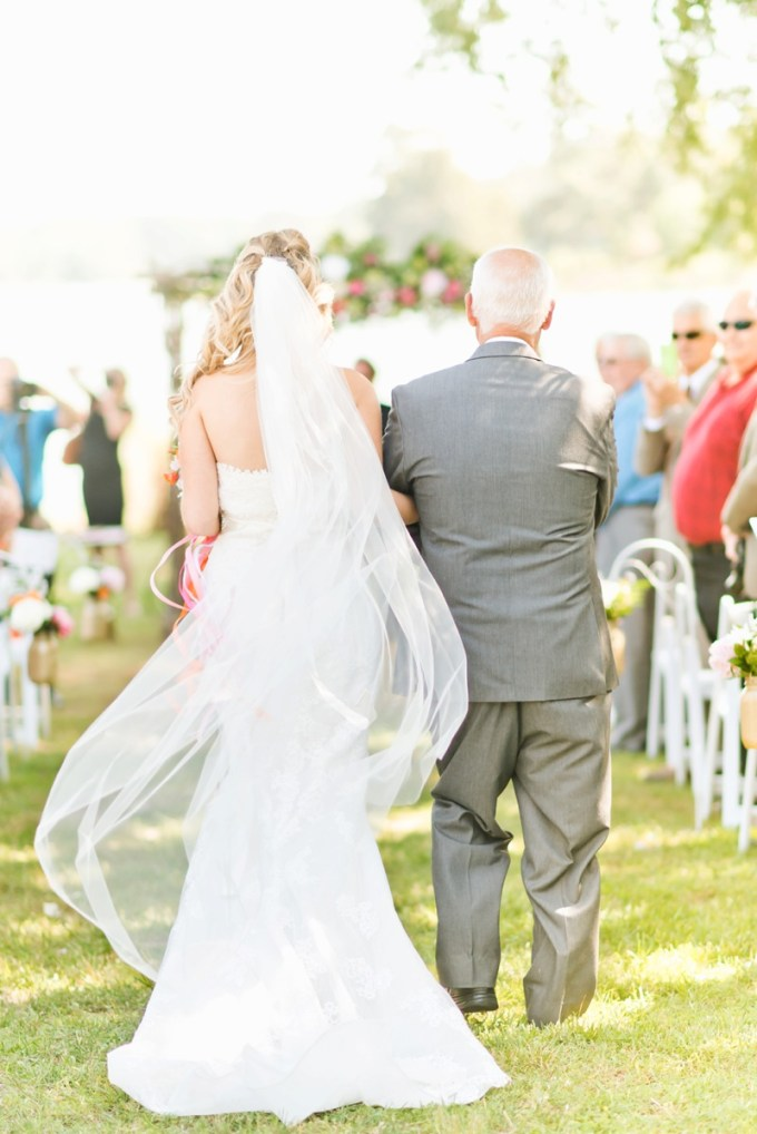 bright springtime wedding | Kate Supa Photography  | Glamour & Grace
