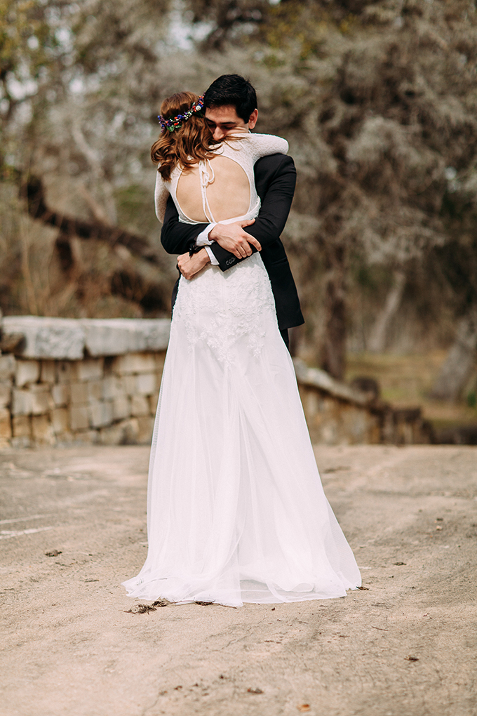 first look | Kristen Curette Photography | Glamour & Grace