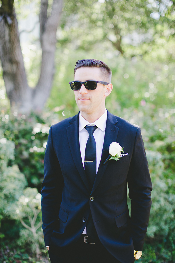black suit groom | onelove photography | Glamour & Grace
