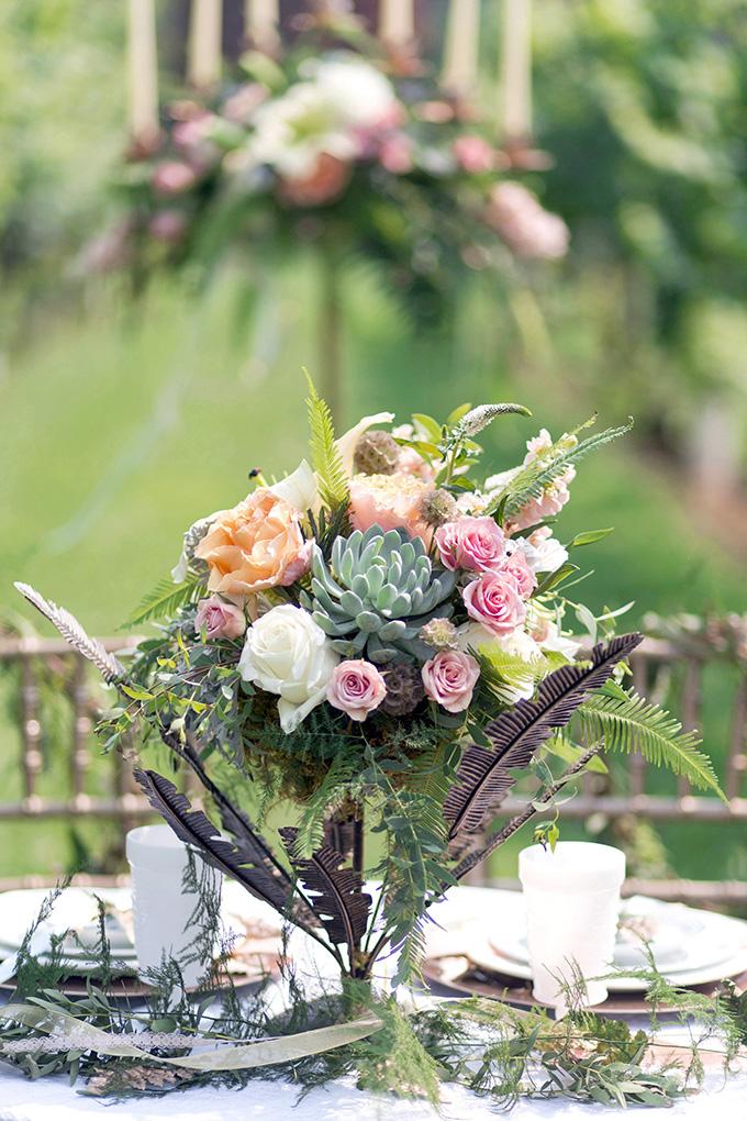 romantic winery wedding | Lieb Photographic | Glamour & Grace