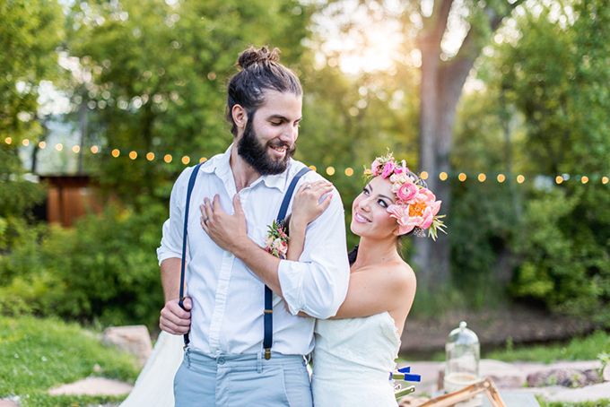boho summer wedding inspiration | Tina Joiner Photography | Glamour & Grace