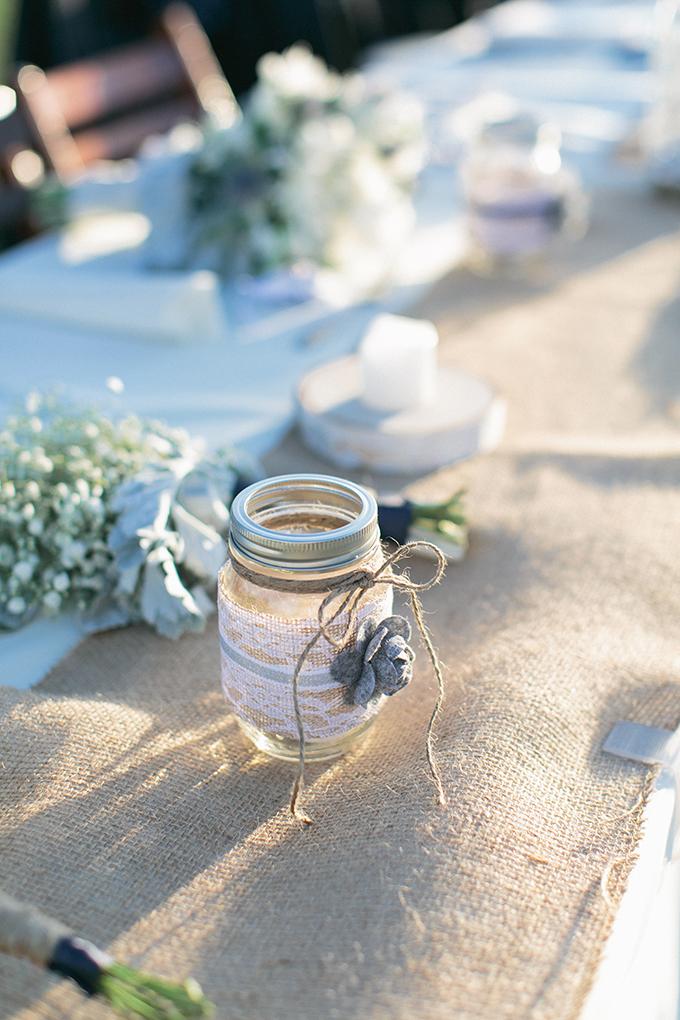 handmade blue wedding | Meg Ruth Photo | Glamour & Grace