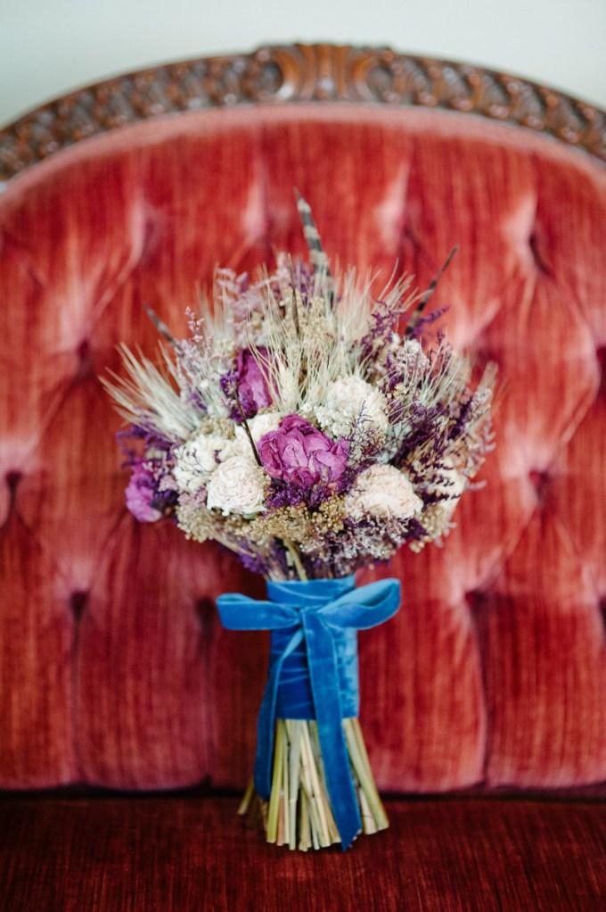 rustic fall bouquet | Sera Petra Photography | Glamour & Grace