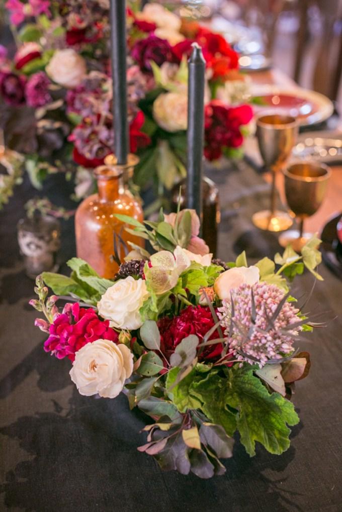 whimsical boho wedding inspiration   Jessamyn Harris   Glamour & Grace