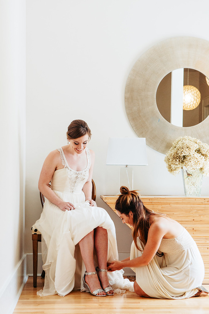 urban garden wedding | Perregeaux Wedding Photography | Glamour & Grace