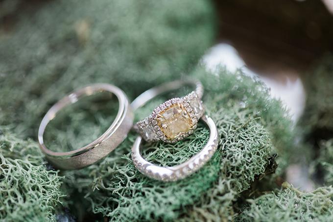 yellow enagement ring | Cory & Jackie Wedding Photographers | Glamour & Grace