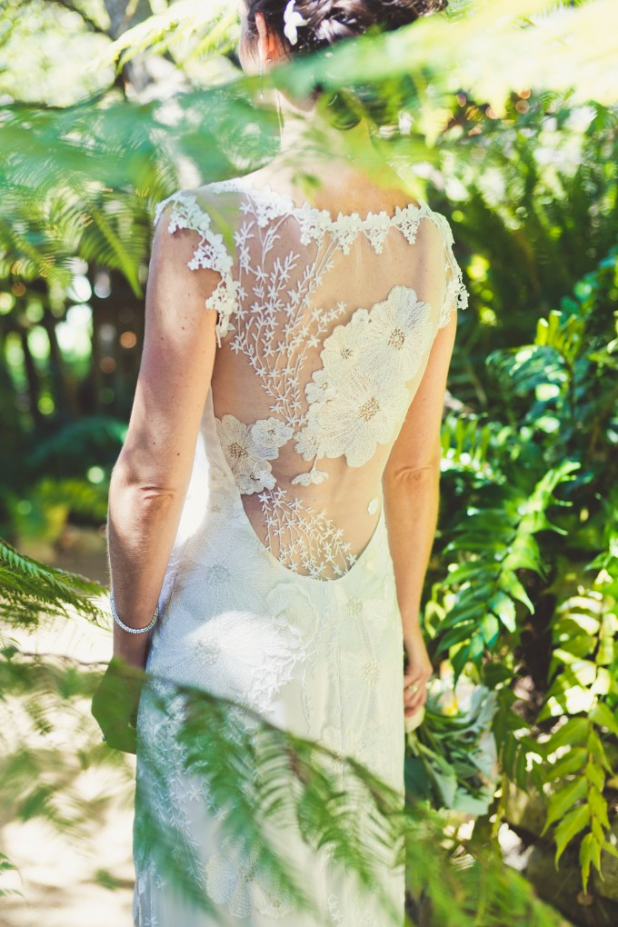 Claire Pettibone gown | Sarah Kathleen | Glamour & Grace
