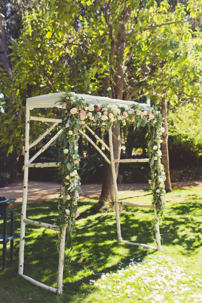 floral arch | Sarah Kathleen | Glamour & Grace
