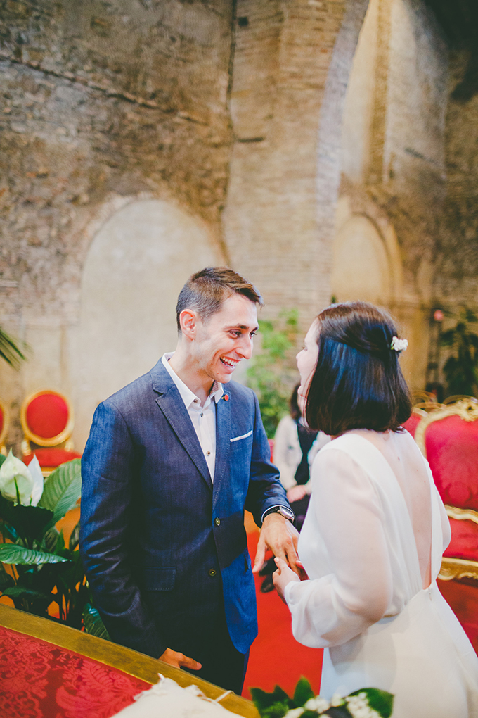 romantic Italy elopement | Maison Pestea Photography | Glamour & Grace