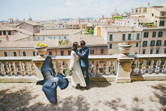 romantic Italy elopement | Maison Pestea Photography | Glamour & Grace