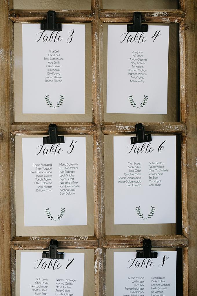 romantic backyard wedding | Dan Stewart Photography | Glamour & Grace