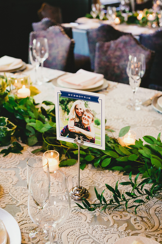 travel themed table names | Milou + Olin Photography | Glamour & Grace