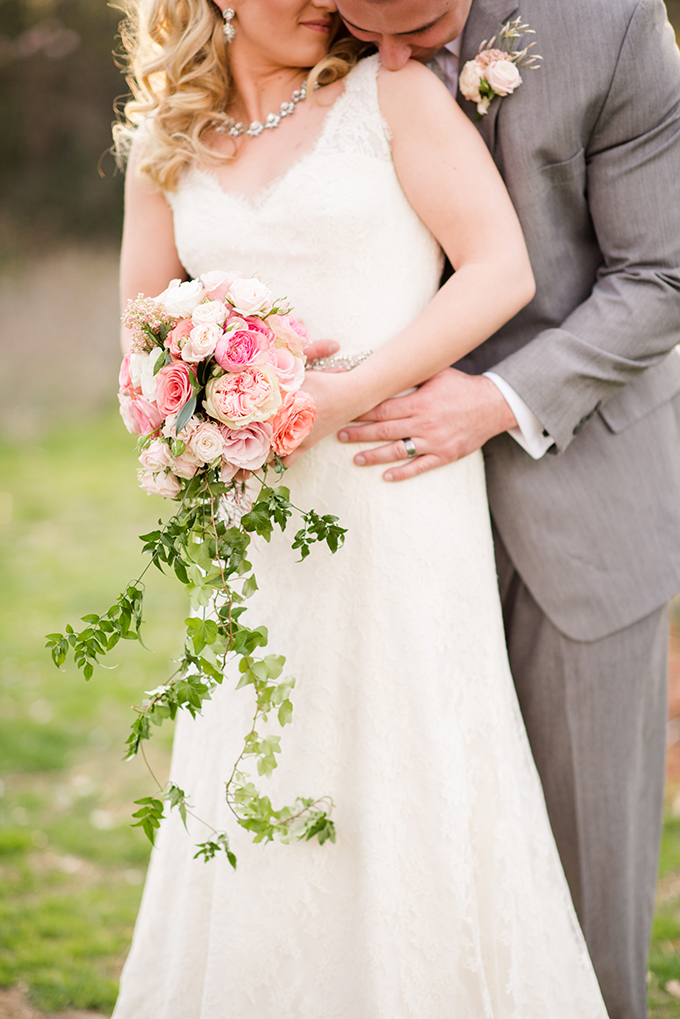 cherry blossom wedding inspiration | Meghan Rose Photography | Glamour & Grace