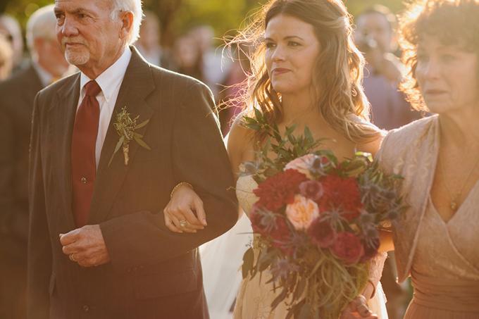 romantic garden wedding   Q Avenue   Glamour & Grace