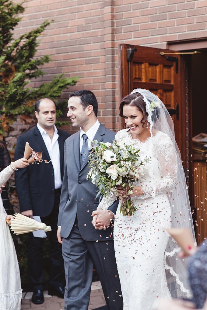 autumn vintage wedding | Chelsea Proulx Photography | Glamour & Grace