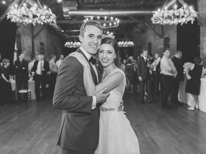 classic blush wedding | Henry Photography | Glamour & Grace