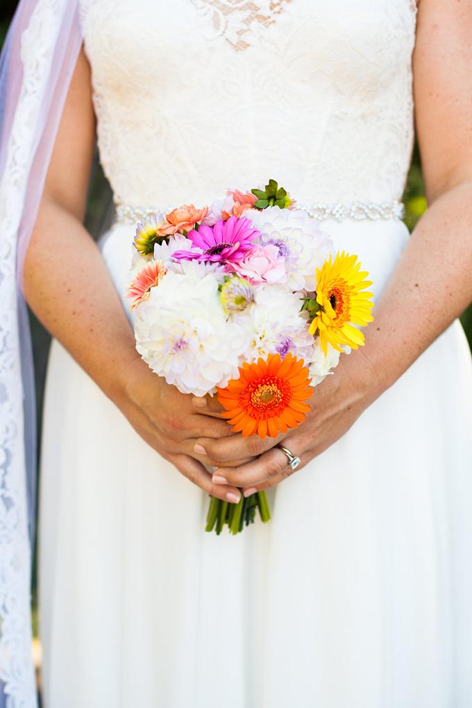 DIY barn wedding | Cicarrelli Photography | Glamour & Grace