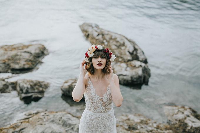 seaside bridals | Rachel Birkhofer | Glamour & Grace