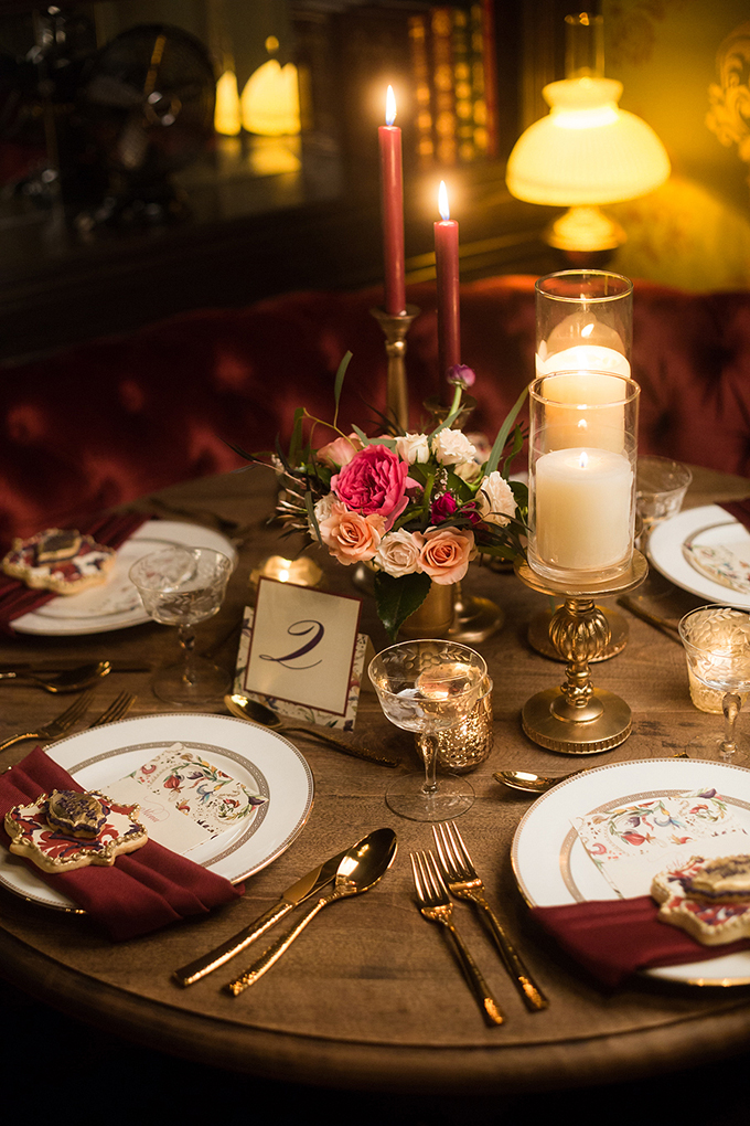vintage speakeasy wedding inspiration | Matt Bigelow Photography | Glamour & Grace