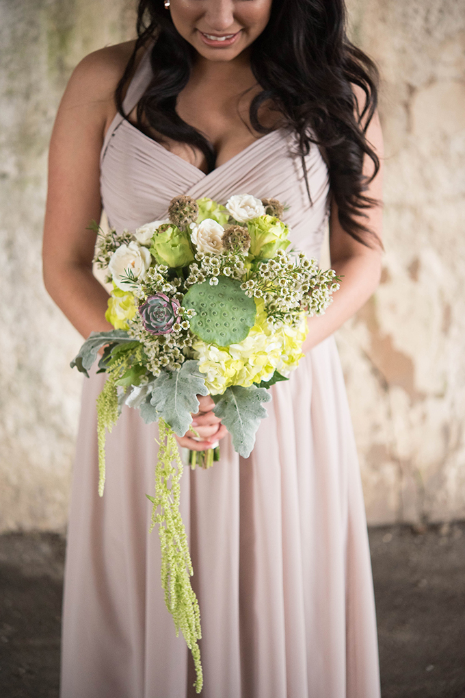 intimate downtown wedding | Elizabeth Nord Photography | Glamour & Grace